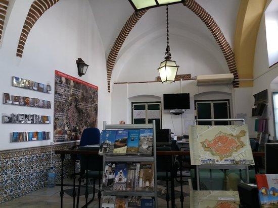 Posto de Turismo de Elvas