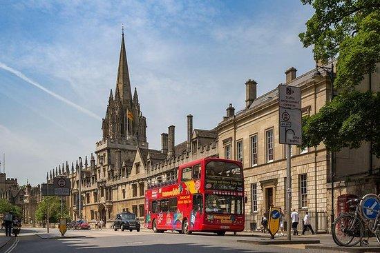牛津随上随下城市观光游