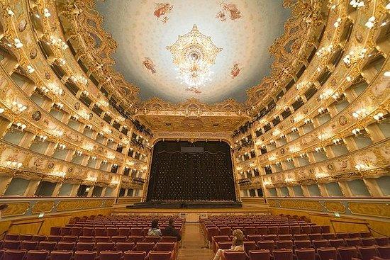 Visita al Teatro La Fenice de Venecia