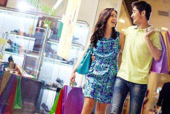 Excursion shopping au centre...