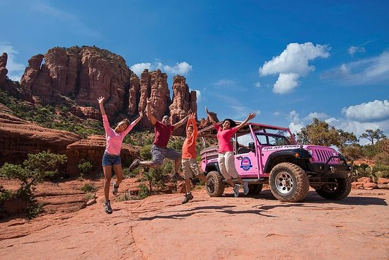 Tour en jeep por Broken Arrow
