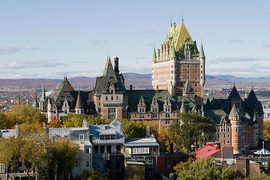 Tour panoramico di Quebec City