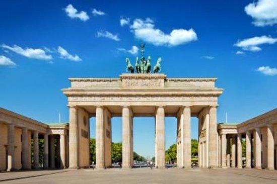 Visite pédestre découverte de Berlin...