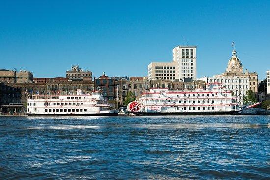 Savannah tierra y mar combo tour