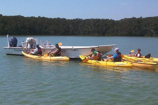 Éco-excursion en kayak assistée par...