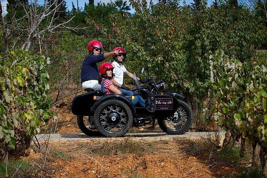 私人旅遊:來自波爾蒂芒的Sidecar...
