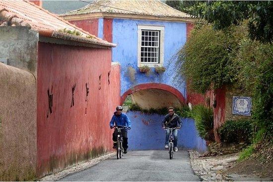 Sintra og Cascais e-sykkeltur fra...