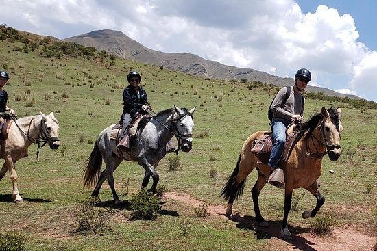 Ridetur til Devil's Balcony fra Cusco