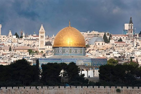 12-dagers Israel, Jordan og Egypt...