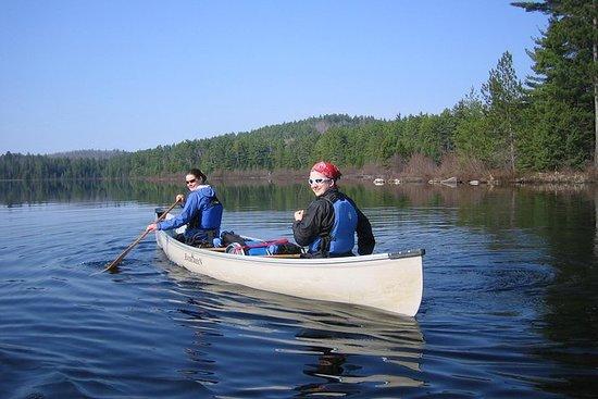 4天阿尔冈昆公园独木舟之旅