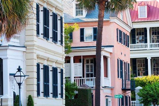 Les ruelles de Charleston et les...