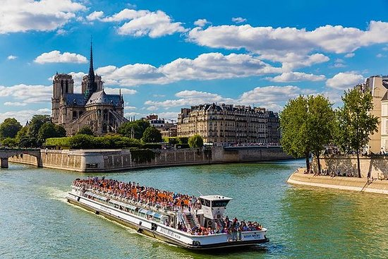 Bateaux Mouches-riviercruise van 1 ...