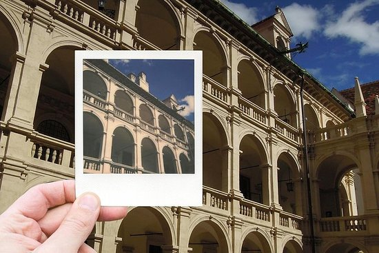Graz Vintage Photo Tour avec un...