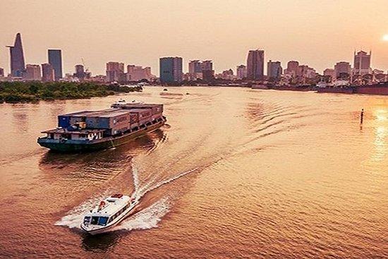 胡志明市和运河乘船游览