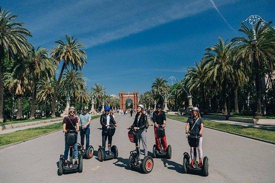 Segway: tour di 2 ore a Barcellona