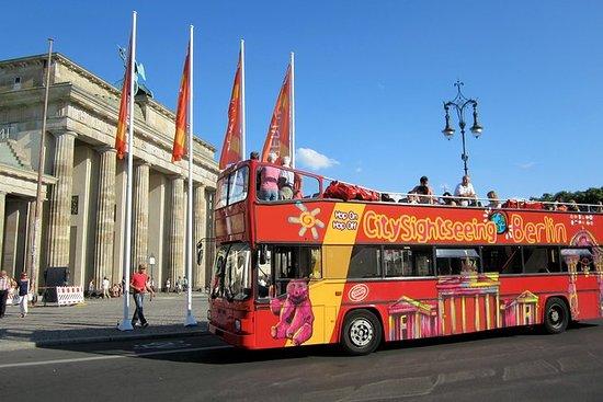 柏林随上随下观光旅游,可选Aquadom,柏林地下城,乐高探索中心或杜莎夫人...