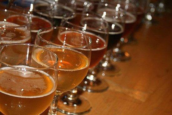 Burlington Brewery Tour con almuerzo...