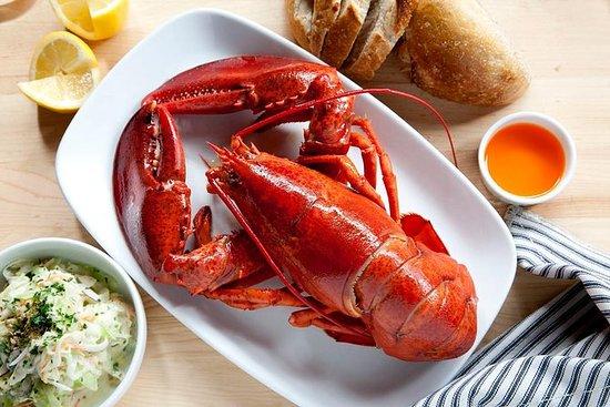 紐約市七月四日煙花巡航與龍蝦晚餐