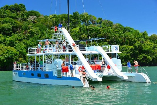 All Inclusive Catamaran Eco Adventure...