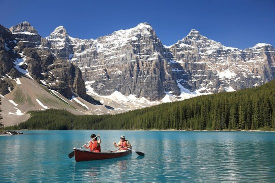 7-dagers liten gruppe tur: Kanadiske Rockies og nasjonalparker: 7-Day Small Group Tour: Canadian Rockies and National Parks