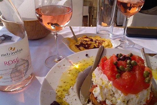 古老的科林斯,卡普西亚洞穴,古代尼米亚,美味的午餐,私人一日游