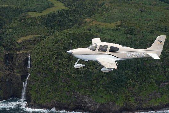 Lección de vuelo a Molokai