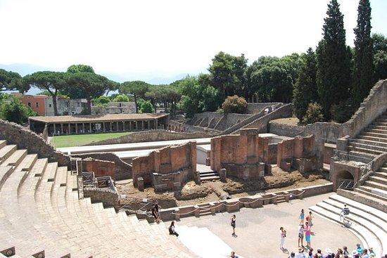 Rome à Pompeii Bus navette