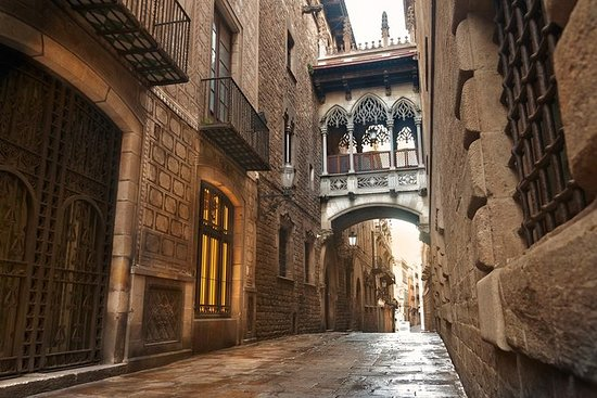 Bienvenido a Barcelona City Stroll...