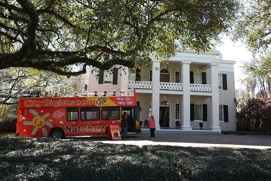 By Sightseeing Natchez Hop-On Hop-Off...
