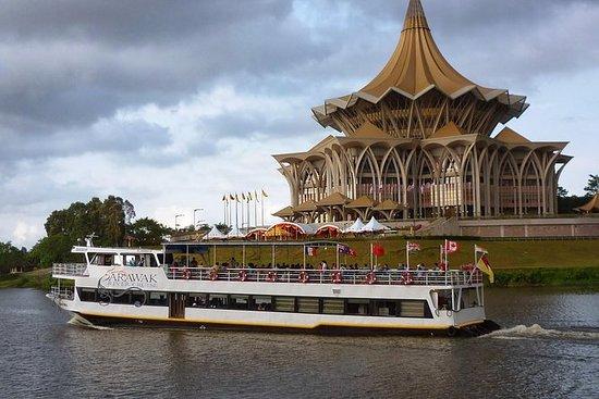 Crucero por el río Sarawak desde...