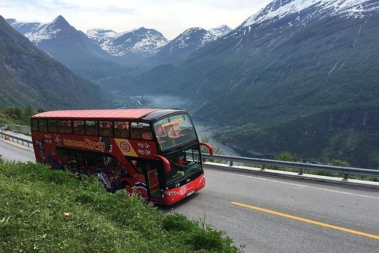 City Sightseeing Geiranger Hop On Hop...