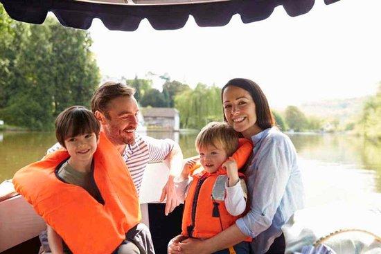Chain O'Lakes Boat Rentals - Pontoon Boat Rentals