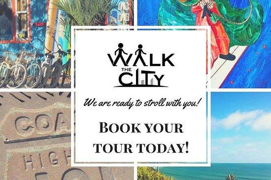 Historical Walking tours of Downtown Encinitas