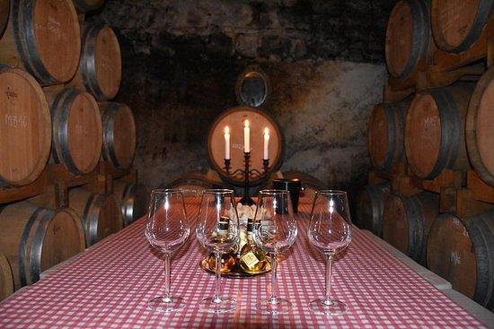 Weinprobe in Hvar