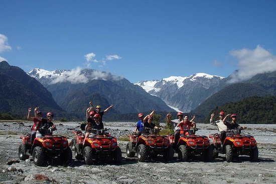 12 Day South Island Adrenalin Junkie Tour