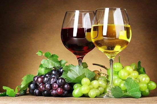 马德拉葡萄酒:空中漫步+品酒与葡萄园-全天开放4x4