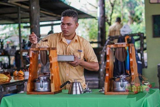 Expérience de café artisanal