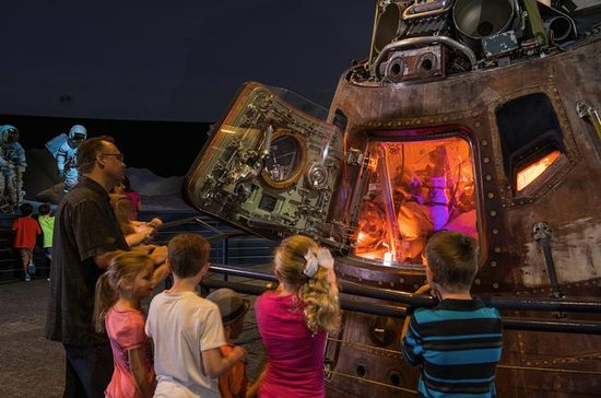 Space Center Houston Admission