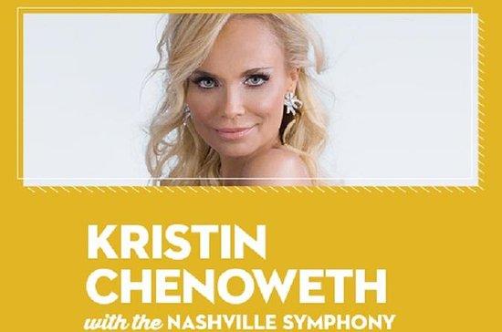 Kristin Chenoweth mit der Nashville Symphony: Kristin Chenoweth with the Nashville Symphony