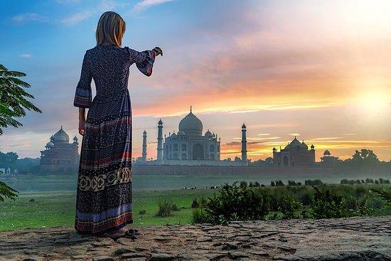 2 giorni Taj Mahal e Agra City Tour