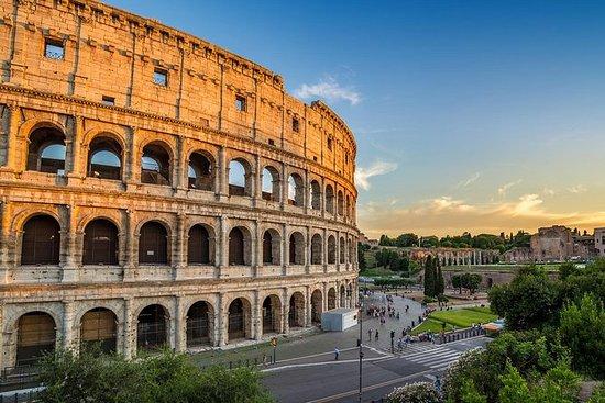 Coliseo - Foro Romano - Colina del...