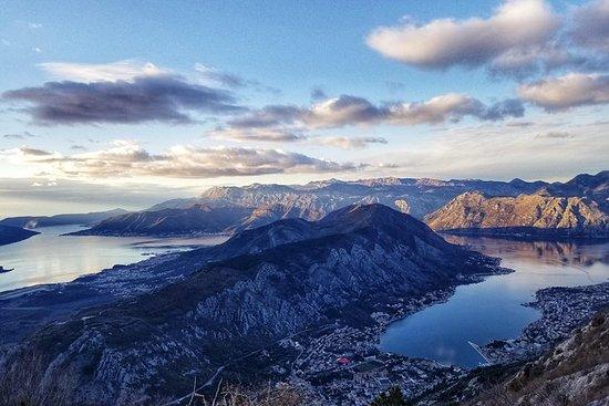 国立公園とワインテイスティング(NP Lovcen、NP Skadar la…