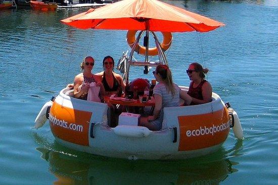 Self-Drive BBQ Boat Hire Mandurah - Group of 3 - 6 people