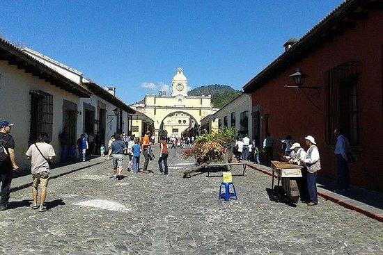 Puerto Quetzalのショアエクスカーションアンティグアグアテマラ