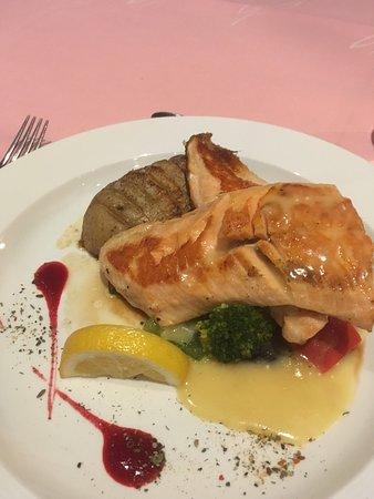 Fantastic dinner