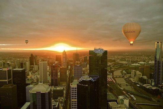 Vuelos en globo de Melbourne, la...