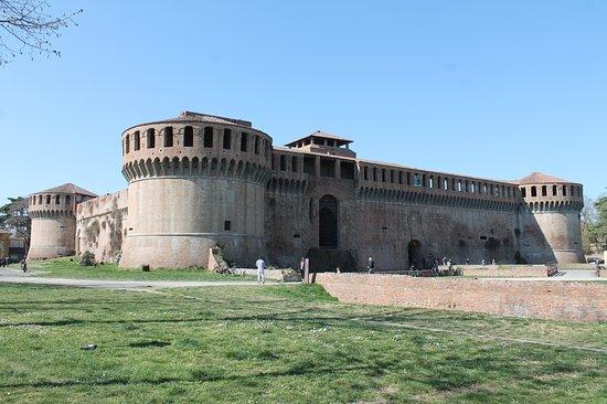 Rocca Sforzesca照片