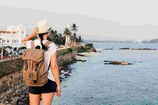 05 dias de férias de praia na cidade...