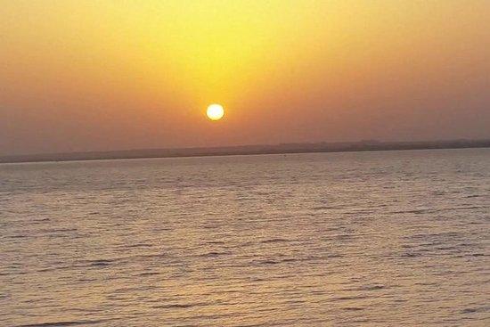 Karachi- Som sett på Soloppgang