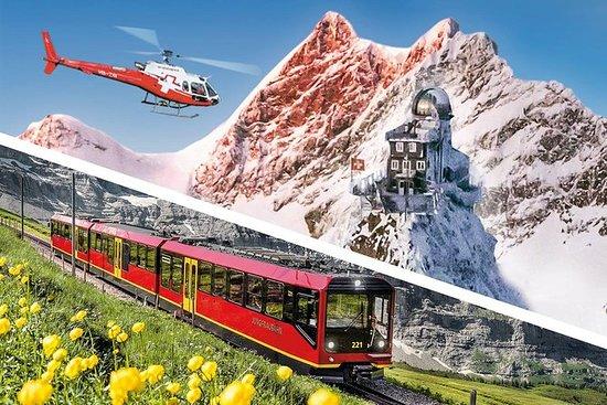 Jungfraujoch Excursão de um dia de...
